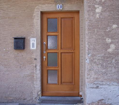 Portoncini ingresso usati terminali antivento per stufe for Porta pellet da interno